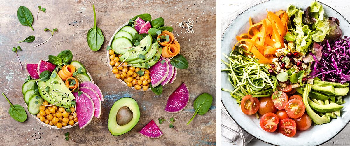 groente variatie