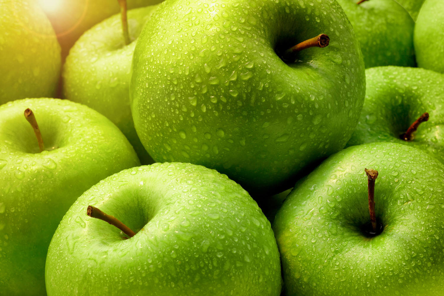 Granny Smith appels doos 18 kilogram 2
