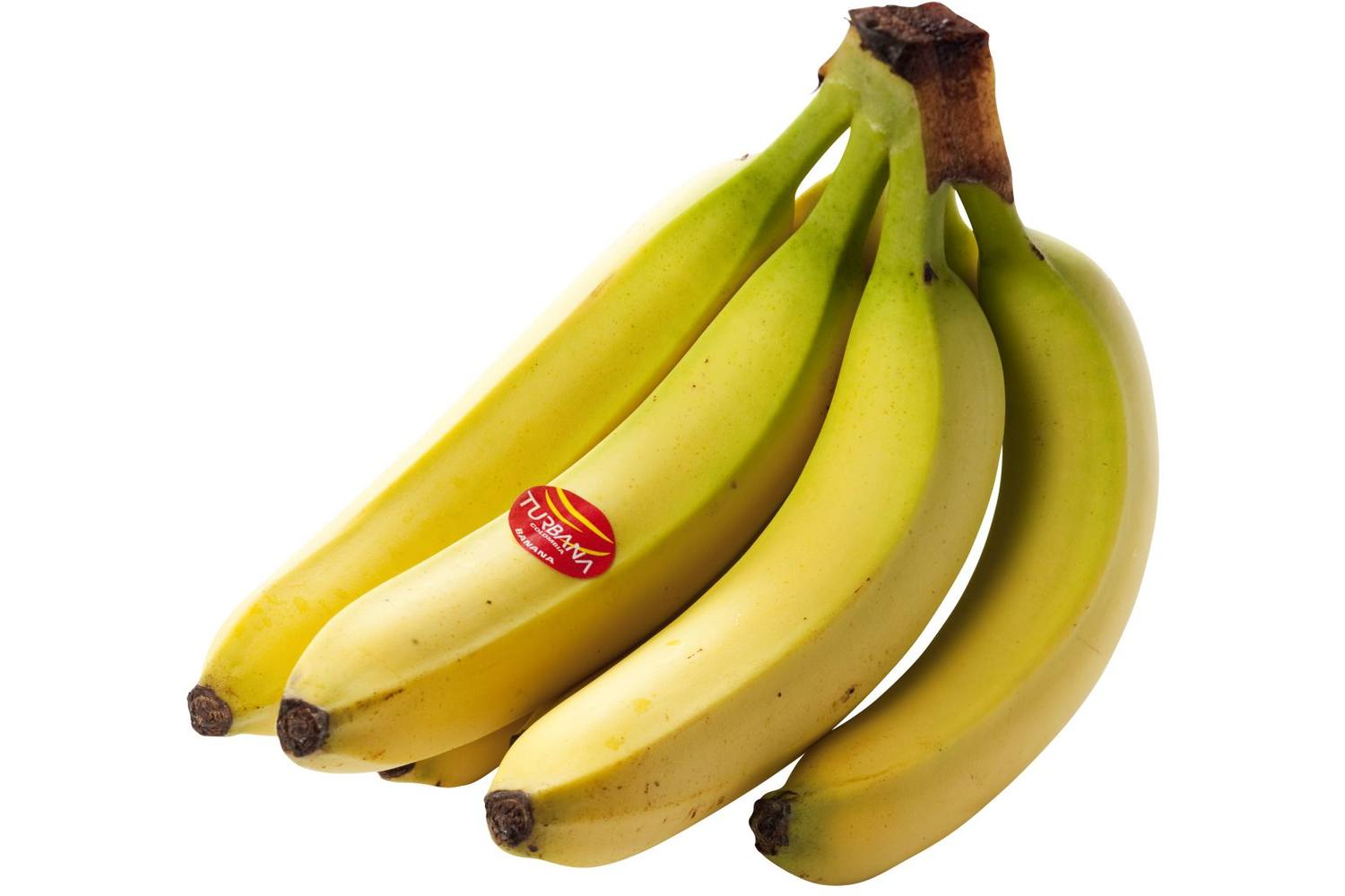Bananen Turbana doos 18 kilogram 1