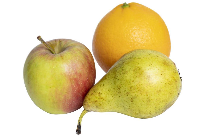 fruitmix appel sinaasappel peer 6st stuk 125000