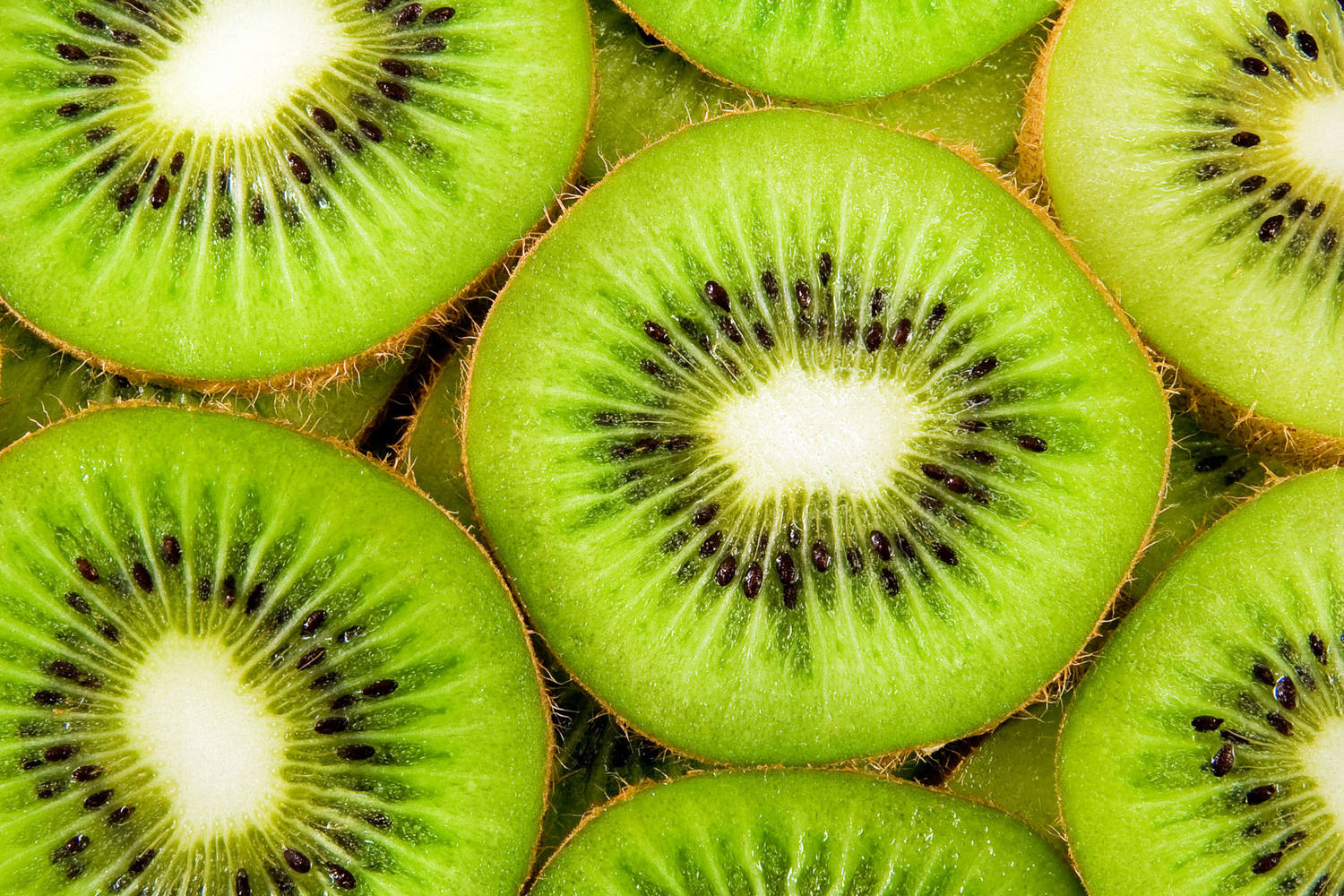 Kiwifruit green 6 pcs piece 3