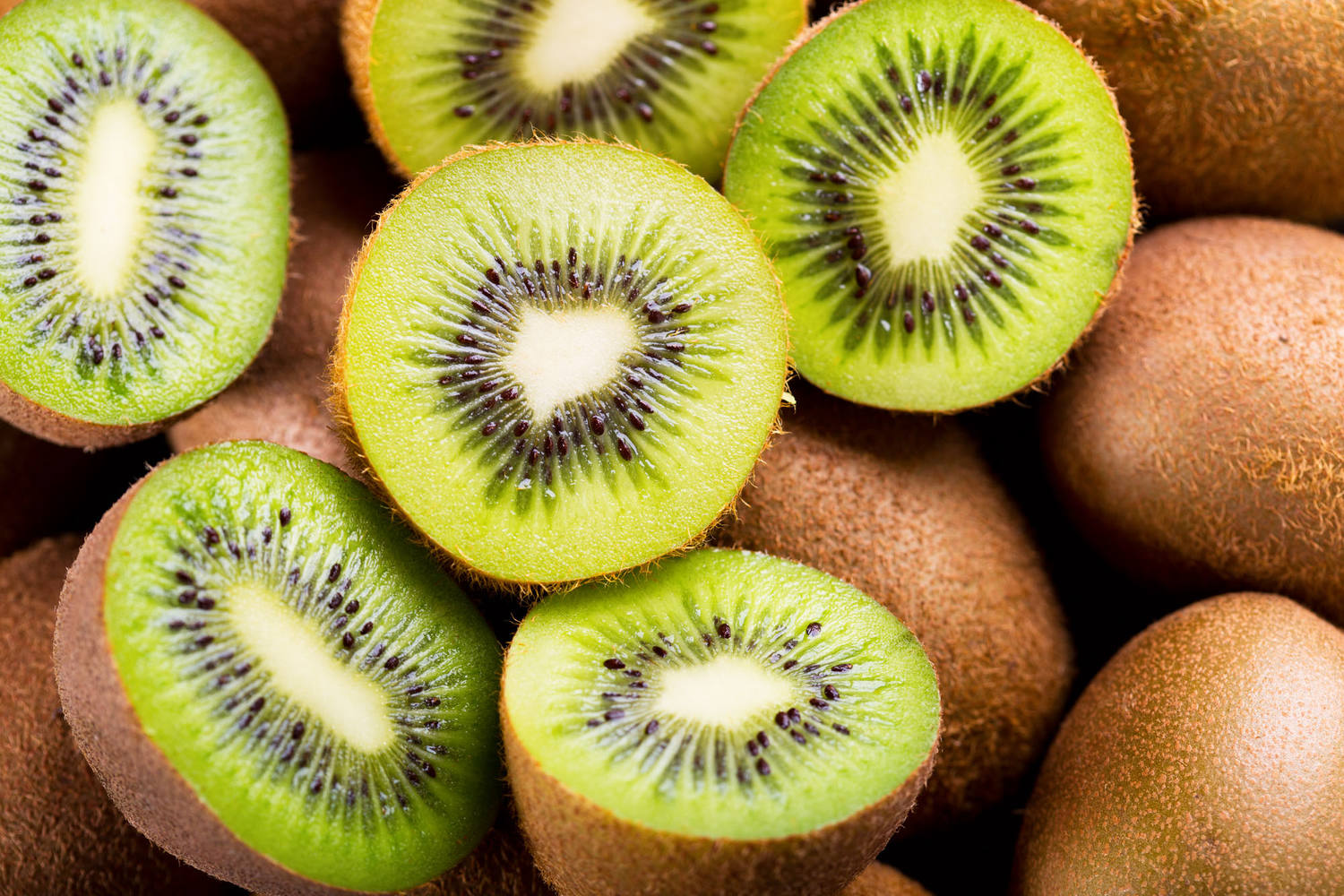 Kiwifruit green 6 pcs piece 2